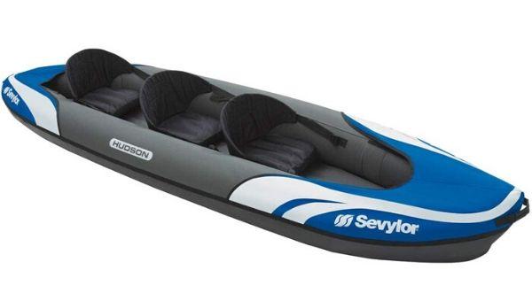 Canoa Hinchable Sevylor Hudson