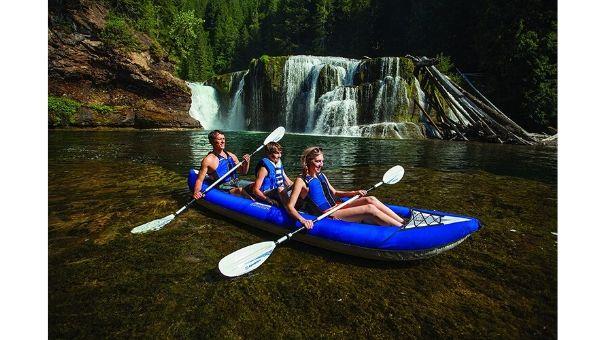 Kayak Hinchable Aquaglide