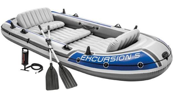 Kayak Inflable Excursion 5 Intex