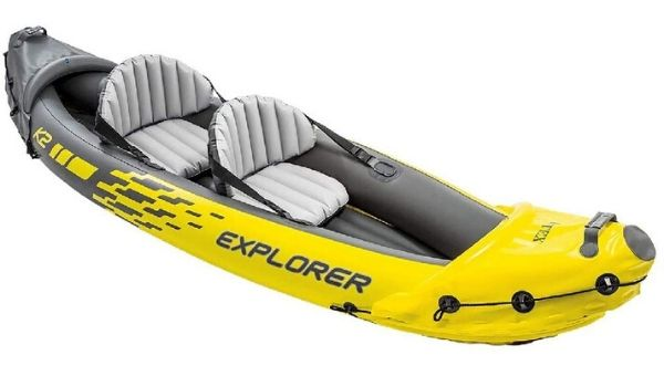 Canoa Hinchable Intex Explorer