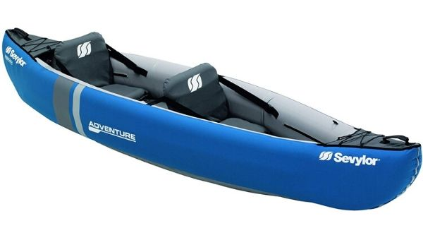 Kayak Hinchable Sevylor Adventure.