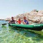 Kayak Hinchable 3 plazas
